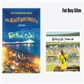 Dvd  Fatboy Slim - Incredible Adventures In Brazil + Cd Fala Ai!