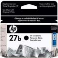Cartucho HP 27B Everyday Preto 11ml - C8727BB