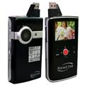 Filmadora Digital com Zoom Digital 4X, Microfone Embutido, Recarreg�vel, cart�o SD 2GB Incluso, Upload Youtube - VC103S - NEW LINK